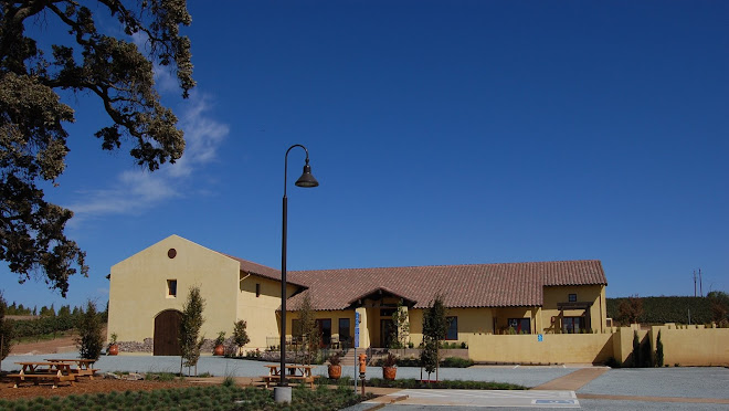 Deer Ridge Vineyards Main Building