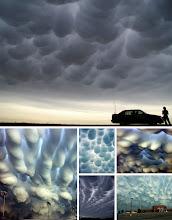 Nuvens Mammatus