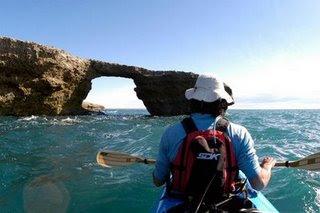 Three days of adventure in Kayaking Peninsula Valdes Patagonia Argentina
