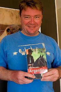 Rough Guide in  Valdes Peninsula  Patagonia Argentina