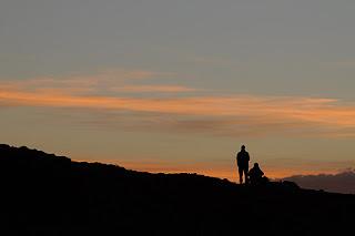 Puerto Piramides Sunsets Patagonia Valdes Peninsula