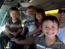 Daddy and the Kids in the Moving Truck!