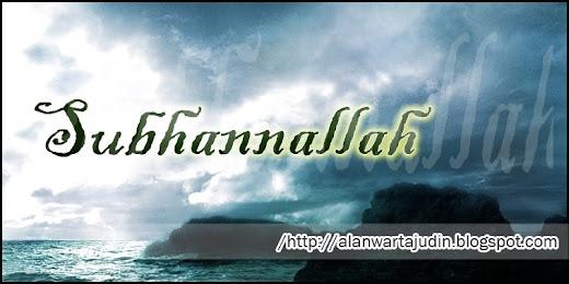 Subhannallah