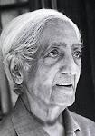 Krishnamurti (o K como él se llamaba a si mismo)