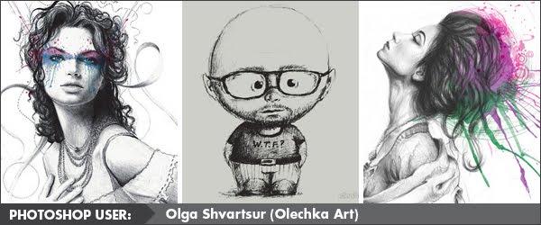 Olga Shvartsur - Olechka Art + Design