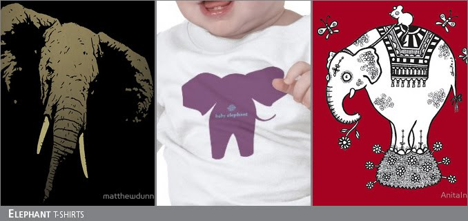 Elephant t-shirts