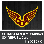 Sebastian Arciszewski - 604 Republic - What's Your Passion
