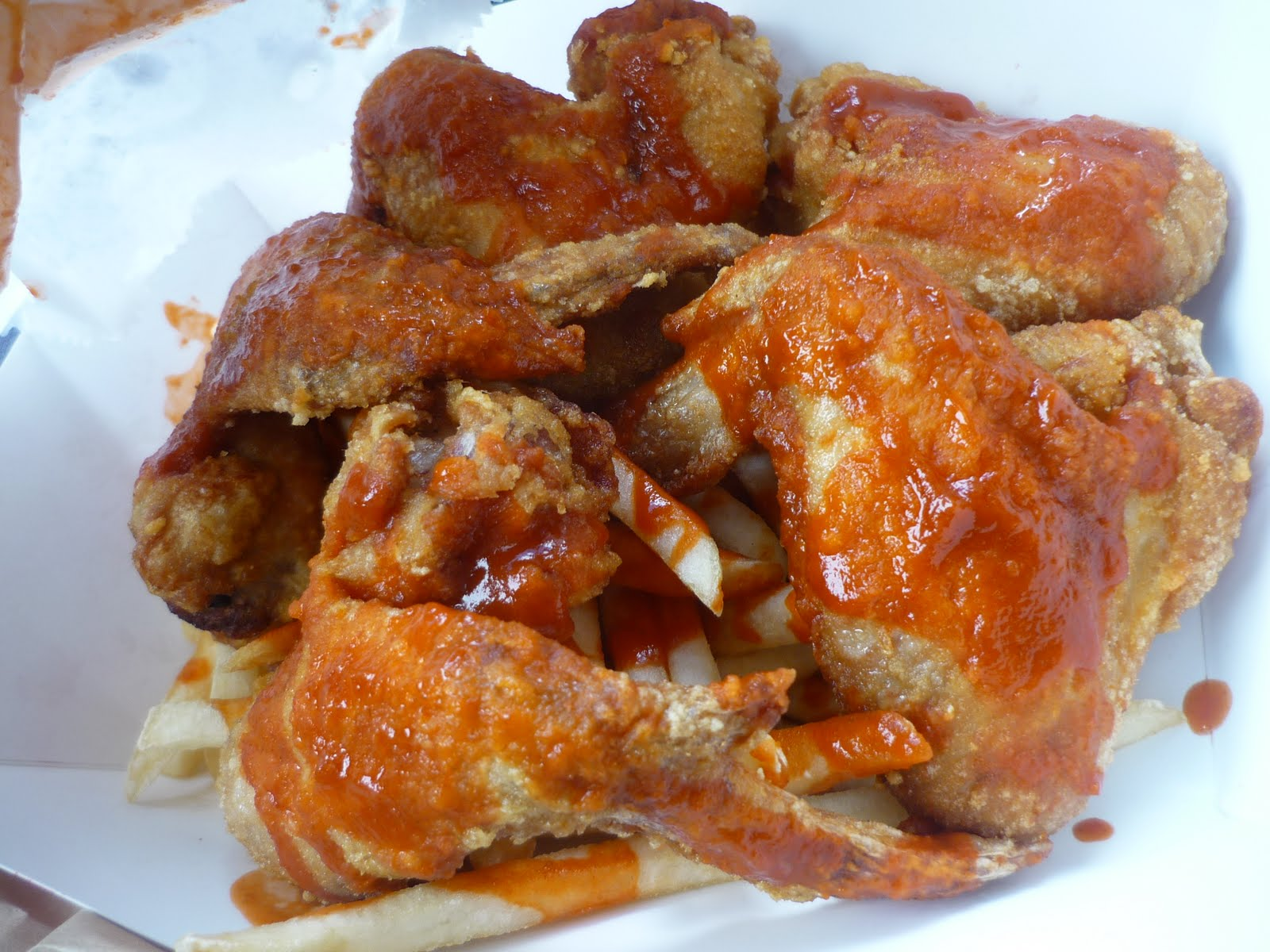 how to cut chicken wings into drumettes