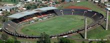 Estádio Olímpico Regional Arnaldo Busatto -  Vista Aérea