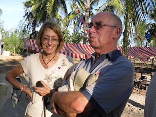 Sue & Ron Hayes