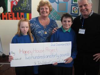 St John's Wood Community School, Knutsford, Cheshire