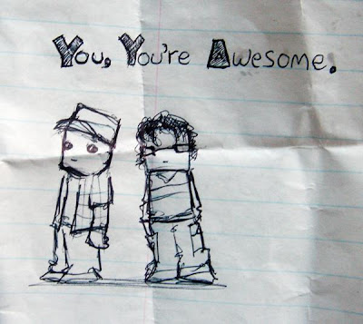 fucking awesome you are awesome
