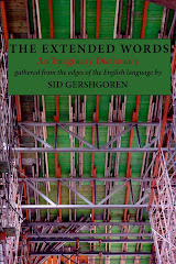 Now Available—The Extended Words (the book)