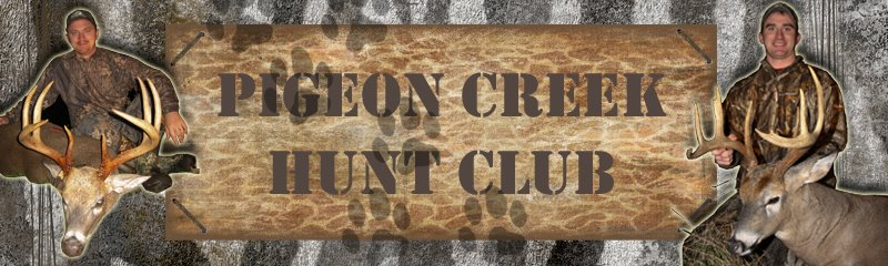 Pigeon Creek Hunt Club