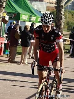 David Lozano ciclocross Sant Boi