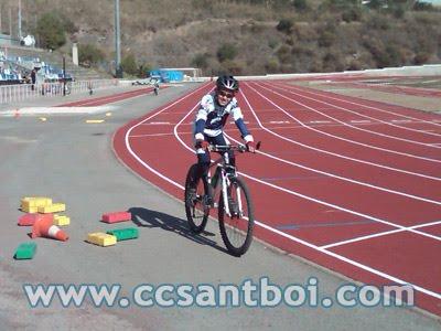 entreno infantiles ciclismo invierno