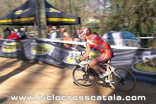 Ismael Ventura Campionat Catalunya Ciclocross Elit