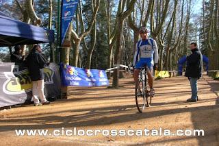 Campionat de Catalunya de Ciclocross Master-30 Gustavo Dacosta
