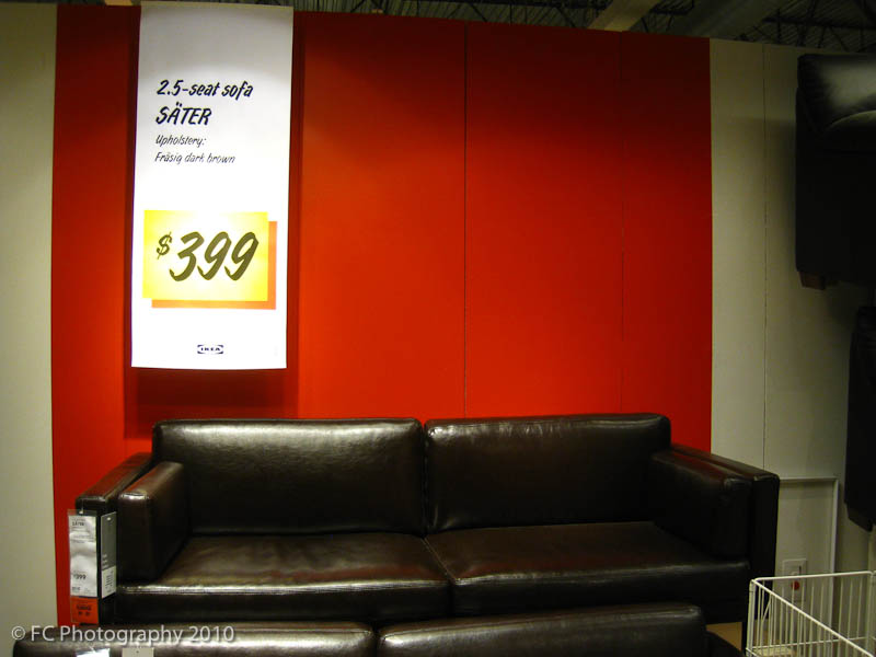 IKEA The Life Improvement Store December 2010 Lefty