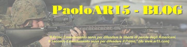 Paolo AR15 - Blog