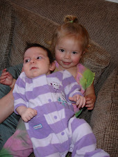 Trystan and baby Ella (Leslie's daughter)