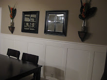 Faux Wainscoting Tutorial