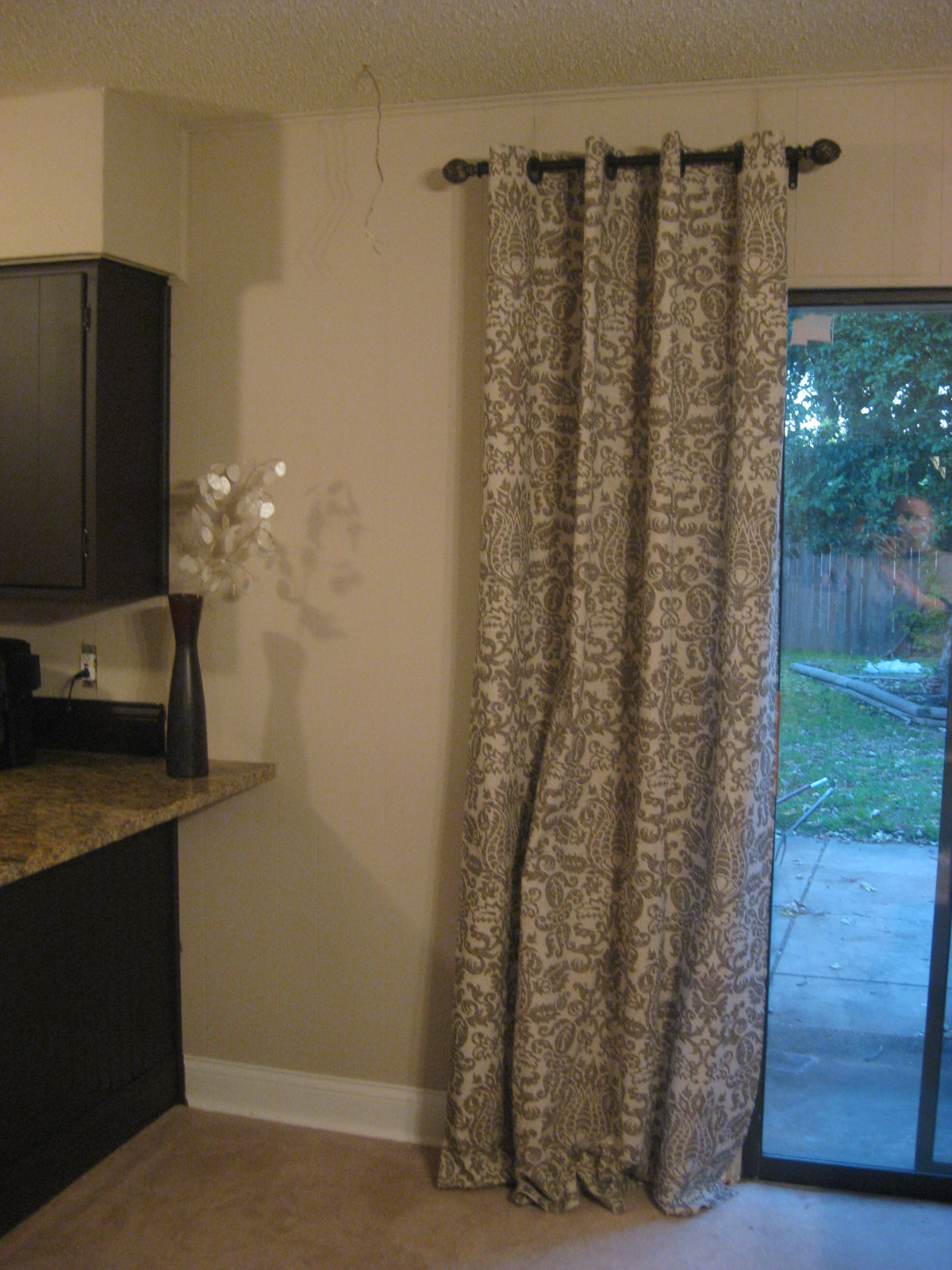 Unique ways to hang curtains