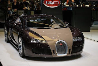 Bugatti Veyron First Look