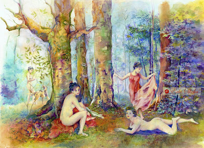 Bota e Femres NudeforestI