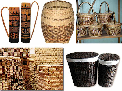 Information about Indian Handicrafts Cane and Bamboo Crafting