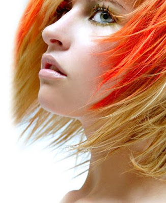 There are two types of hair colors are available in the market i.e.,