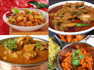 Chicken Curry Sunday Special