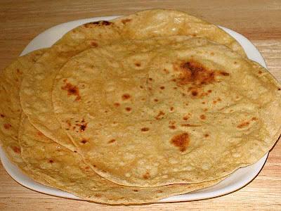 Chapatti or Roti