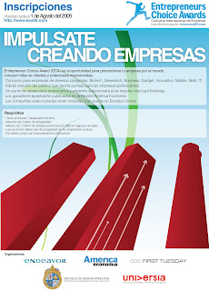 concurso para emprendedores ECA