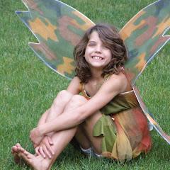 Delly, Age 8