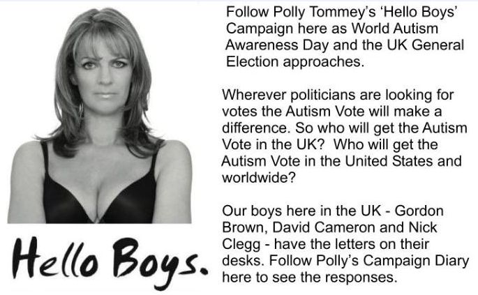 Polly Tommey Campaign 2010