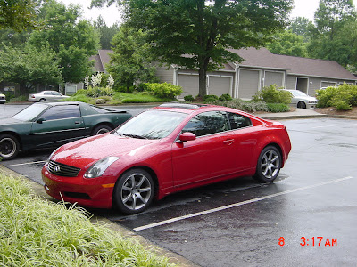 infiniti g37 coupe cars
