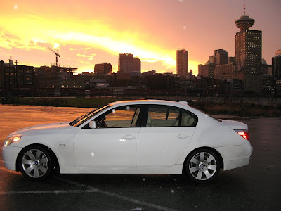 alpine white 2004 bmw 530i e60 sedan