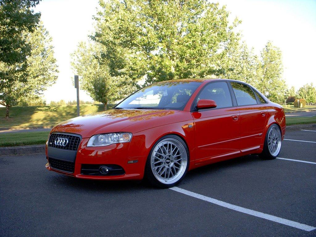 2008 Audi A4 20T quattro Avant SLine Titanium Package