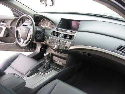 2008 Honda Accord Coupe interior