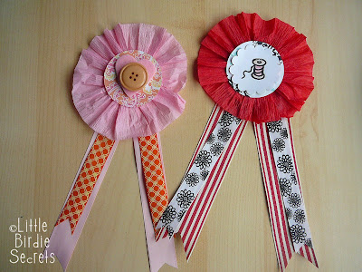 how to make your own award ribbons little birdie secrets