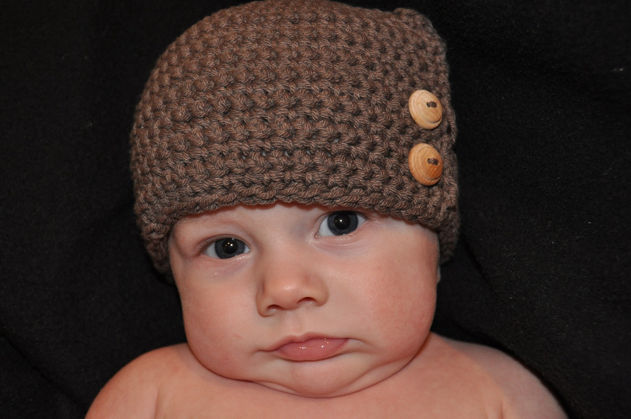 crochet baby hat patterns & more from japan Little ...