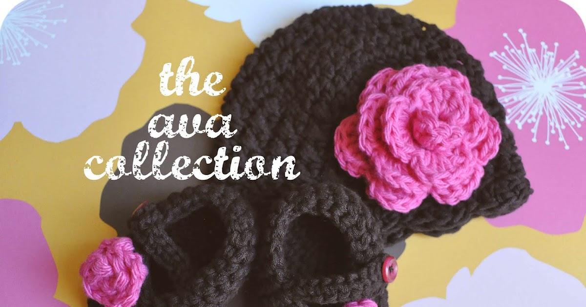 Little Birdie Secrets: new baby hat and bootie patterns in ...