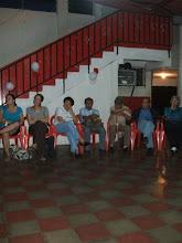 Acto en homenaje a Rafael, Lito y Galia Aguiñada