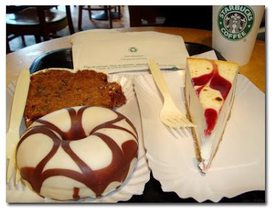starbucks free pastry day