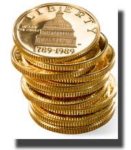 Gold Coins / Gold Bullion
