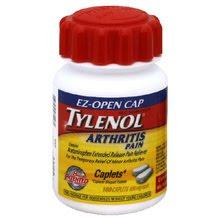 Tylenol Arthritis Recall 2009