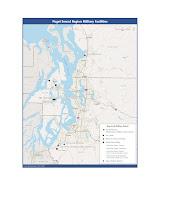 Puget Sound Military Installations