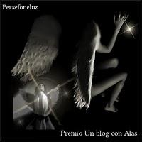 Premio Un Blog con Alas