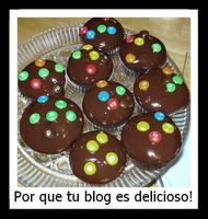 ¡Pemio porque tu blog es delicioso!